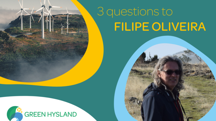 3 questions to Filipe Oliveira – AREAM