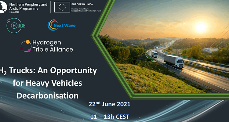H2 Trucks: An Opportunity for Heavy Vehicles Decarbonisation