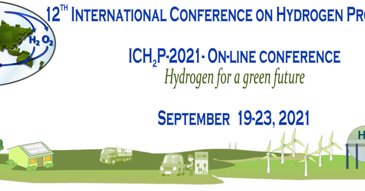 12th International Conference on Hydrogen Production (ICH2P-2021)
