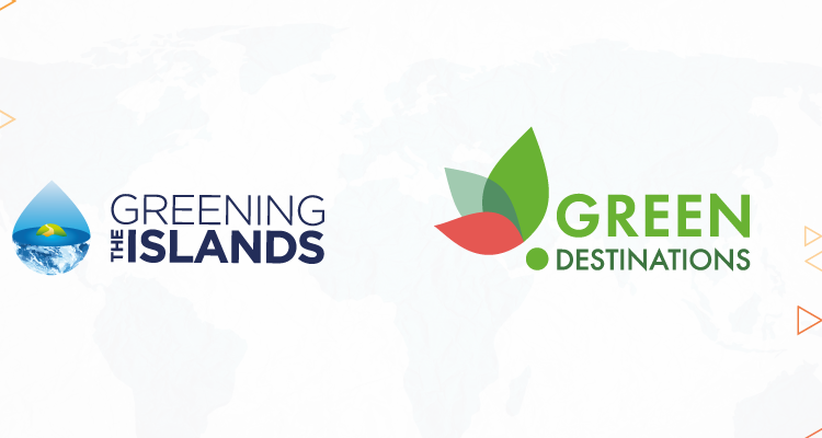 Greening the Islands and Green Destinations announce a new partnership to support islands as sustainable tourism destinations
