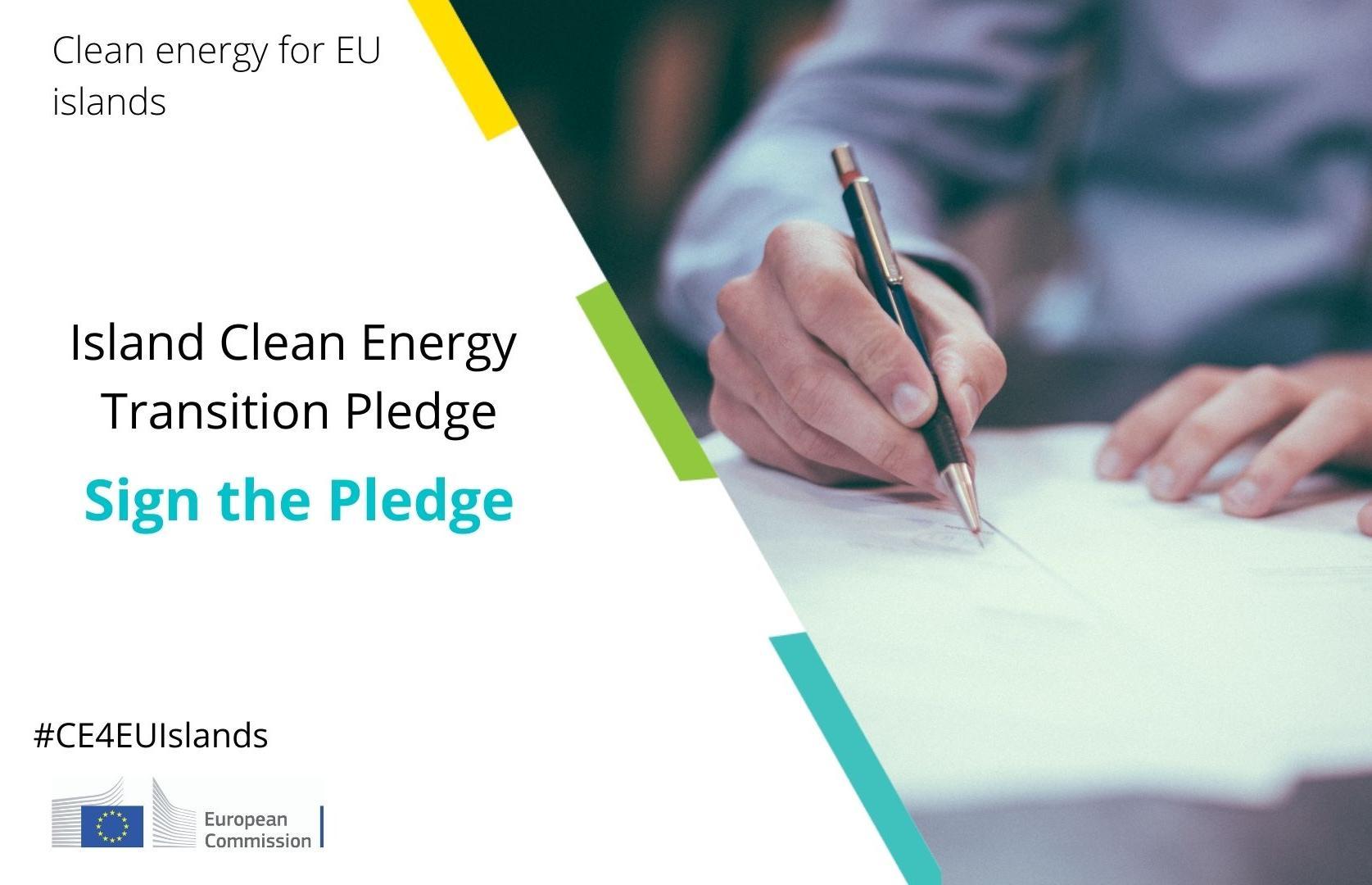 Sign the EU islands Pledge